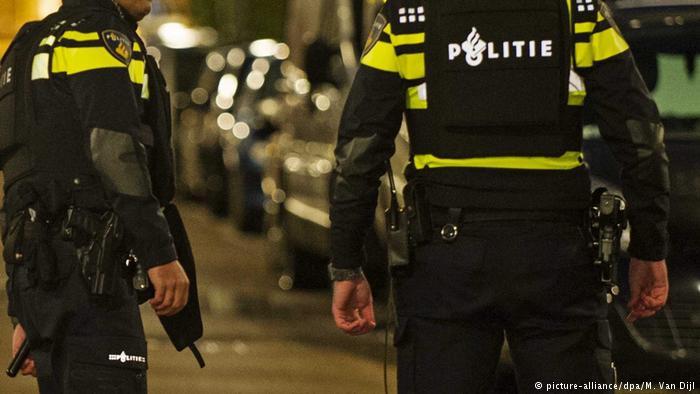 ჰოლანდიაში ტერაქტის მომზადებაში ეჭვმიტანილი შვიდკაციანი ჯგუფი დააკავეს