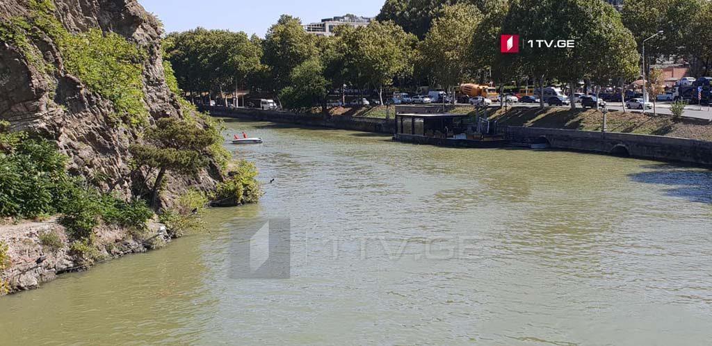 შსს - ცხედარი, რომელიც თბილისში მდინარე მტკვარმა გამორიყა, იდენტიფიცირებულია