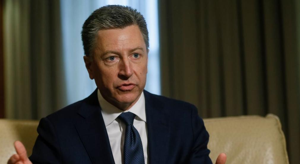Курт Волкер - Бидзина Иванишвили вернулся с общественной ролью на пост руководителя партии, что является разумным решением