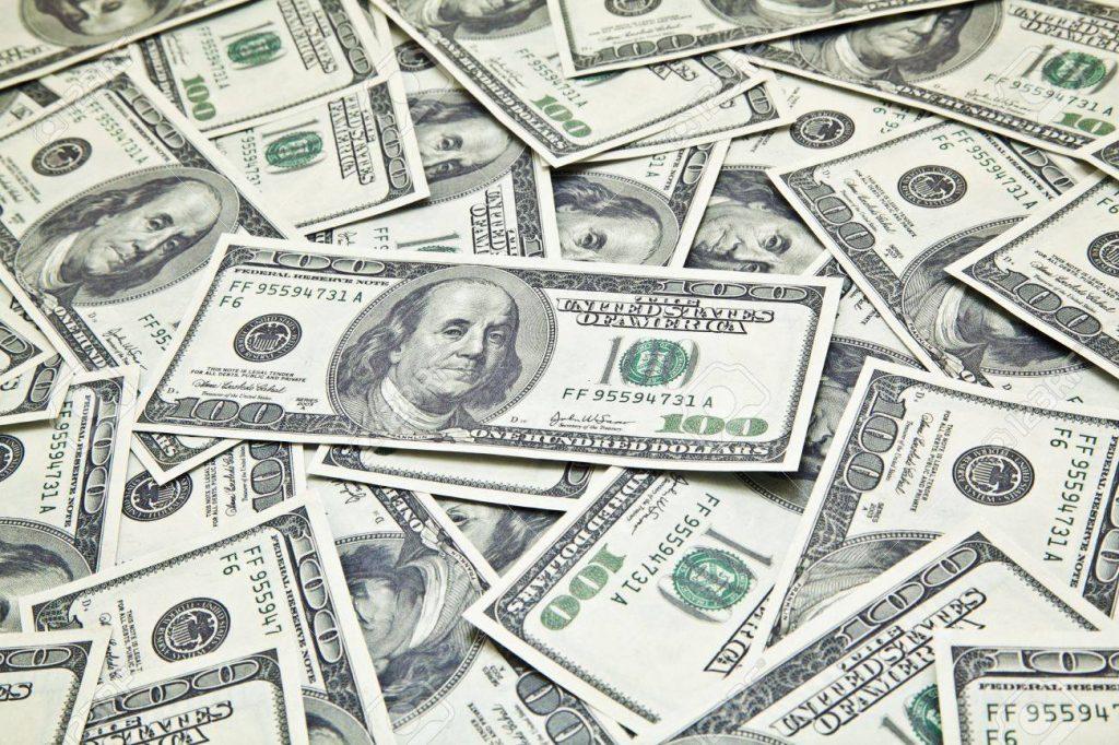 ეროვნული ბანკი დღეს 40 მილიონ დოლარს გაყიდის