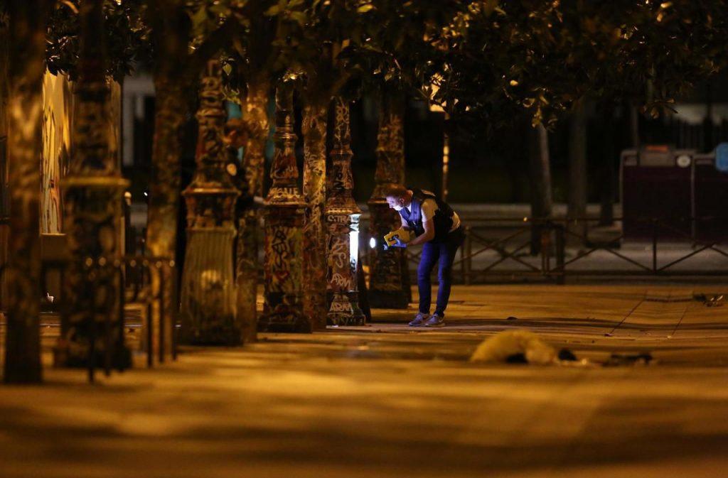 პარიზის მერმა ქალაქში პოლიციელების რიცხვის გაზრდა მოითხოვა