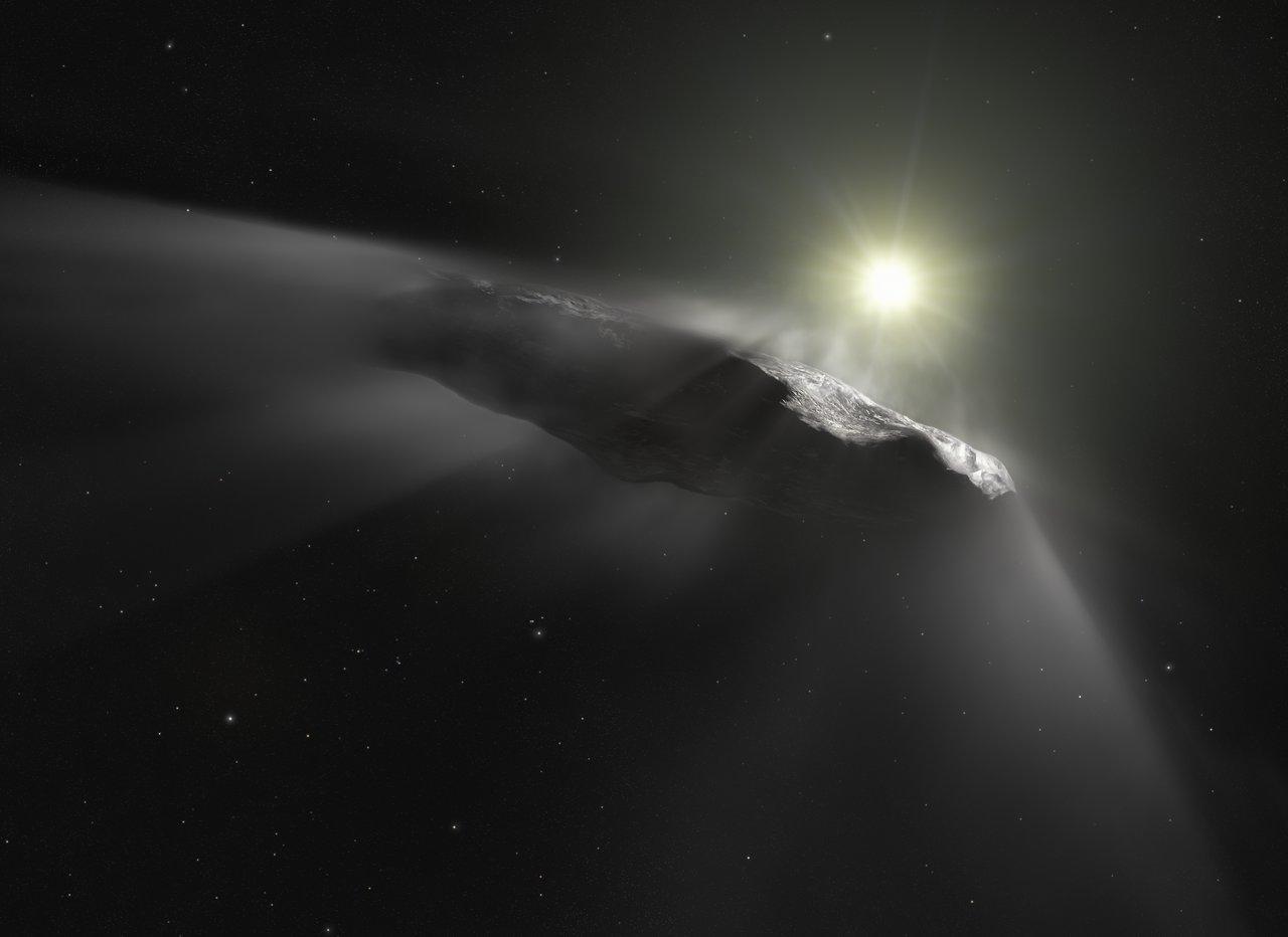 ასტრონომებმა მზის სისტემის პირველი სტუმარი ობიექტის მშობლიური ვარსკვლავი სავარაუდოდ იპოვეს