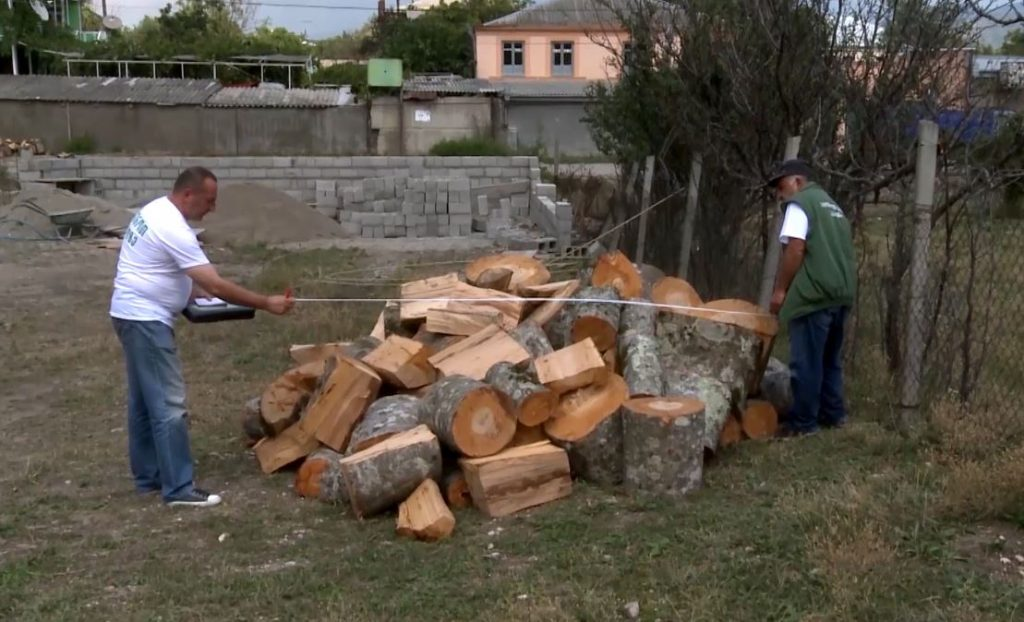 კახეთის სატყეო სამსახურის თანამშრომლებმა საგარეჯოში ხე-ტყის უკანონო ტრანსპორტირების ფაქტი გამოავლინეს