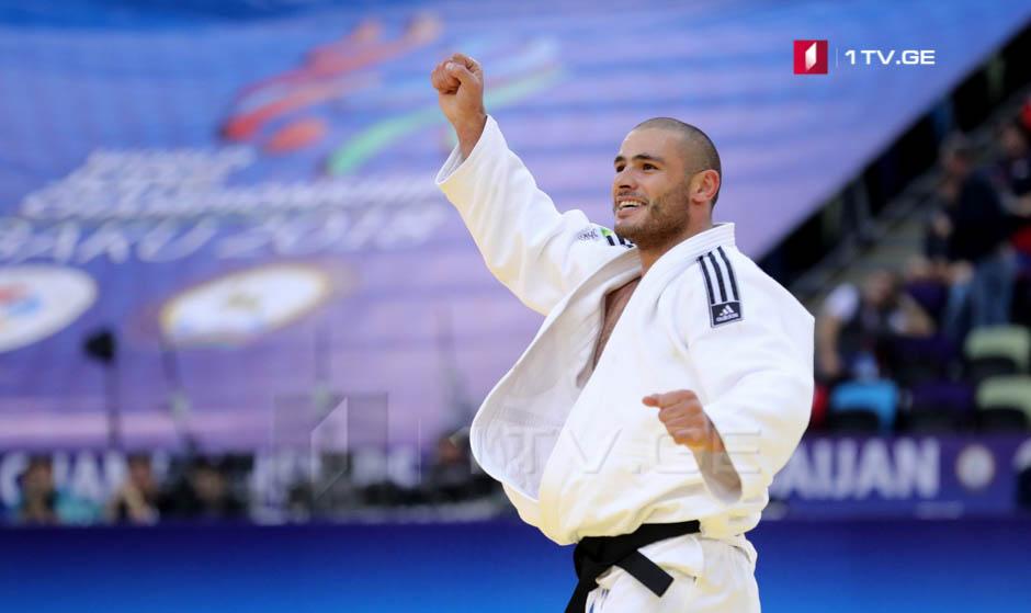 Guram Tushishvili becomes World Champion