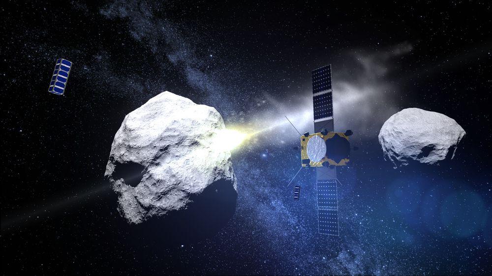 ხელსაწყო, რომელმაც დედამიწა ასტეროიდთა შეჯახებისგან უნდა დაიცვას, დასრულების ეტაპზეა