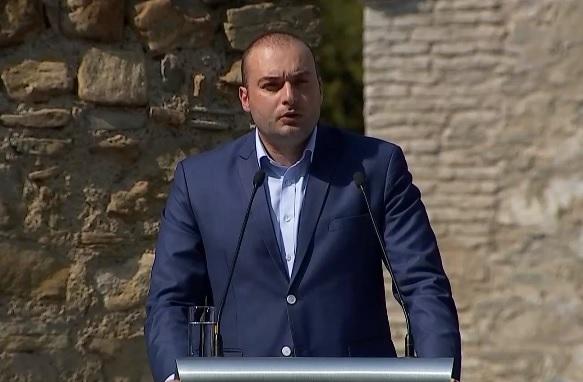 Mamuka Baxtadze - ölkəmiz bir çox çağırışlar qarşısında durur və bunlara ən layıqlı cavab elmli Gürcüstandır