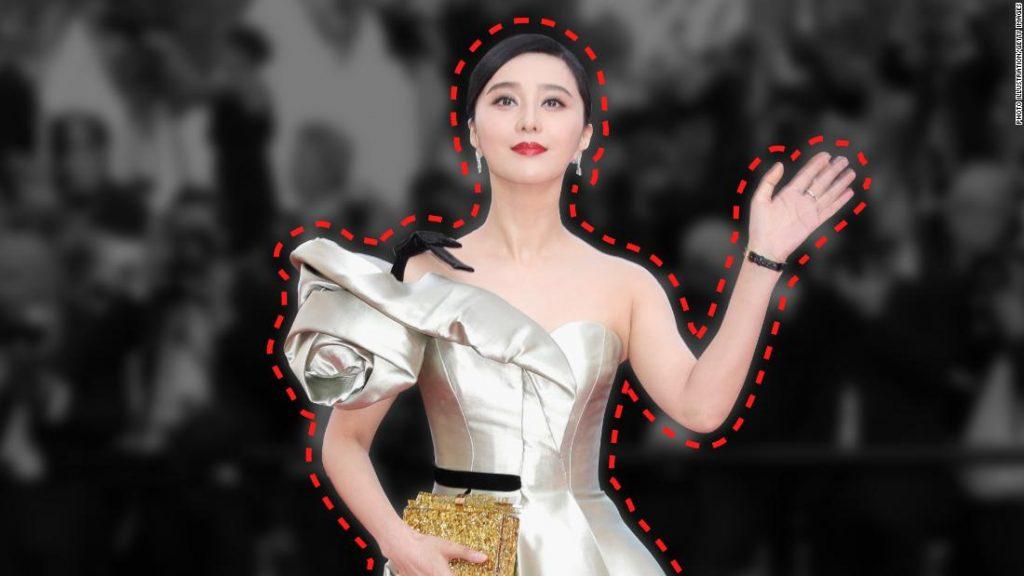 პოპულარული ჩინელი მსახიობი ფან ბინბინი სამი თვეა, გაუჩინარდა