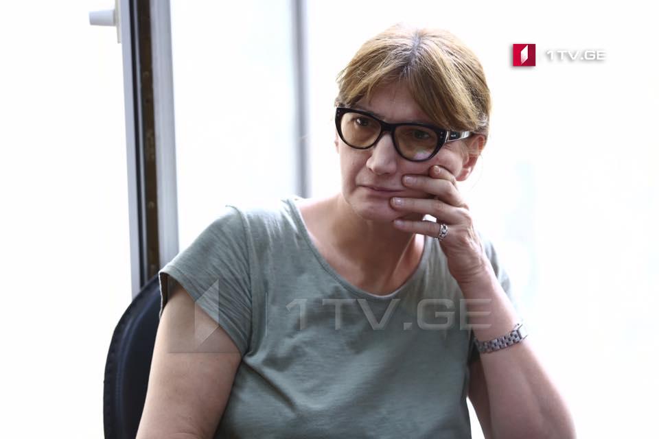 ქეთი მსხილაძე ნინო ზაუტაშვილის მოთხოვნაზე - საქართველოში ნებისმიერ ადამიანს შეუძლია, გამოხატოს საკუთარი აზრი და ნებისმიერ ინსტიტუციას მიმართოს თავისი მოთხოვნით