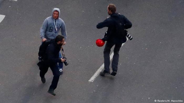 Deutsche Welle - გერმანიაში ჟურნალისტებზე თავდასხმა გახშირდა