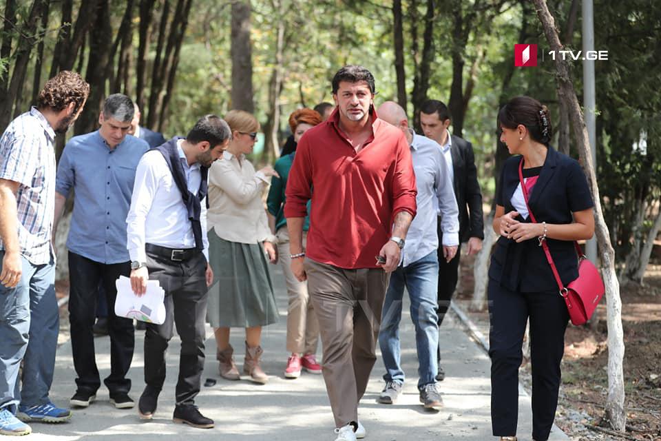 Каха Каладзе – Первая часть ремонта дорог в Тбилиси завершится к 15 сентября