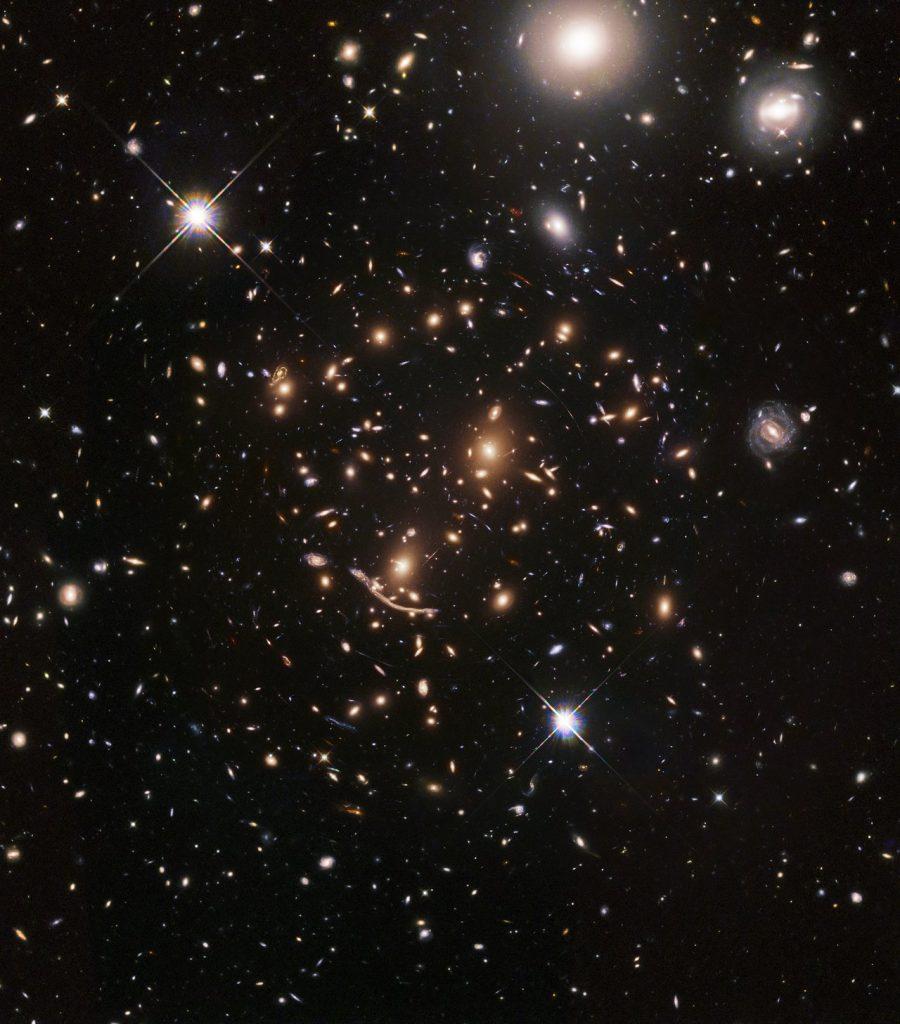 ჰაბლის ტელესკოპმა ათასობით უძველესი გალაქტიკა აღმოაჩინა