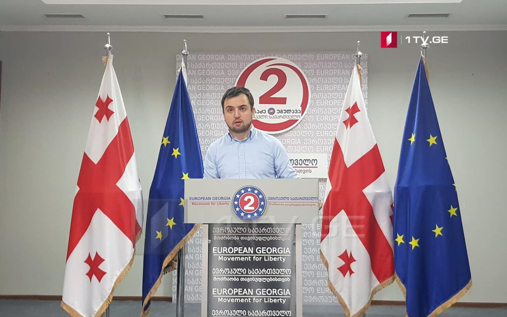European Georgia urges Government to release Vano Merabishvili