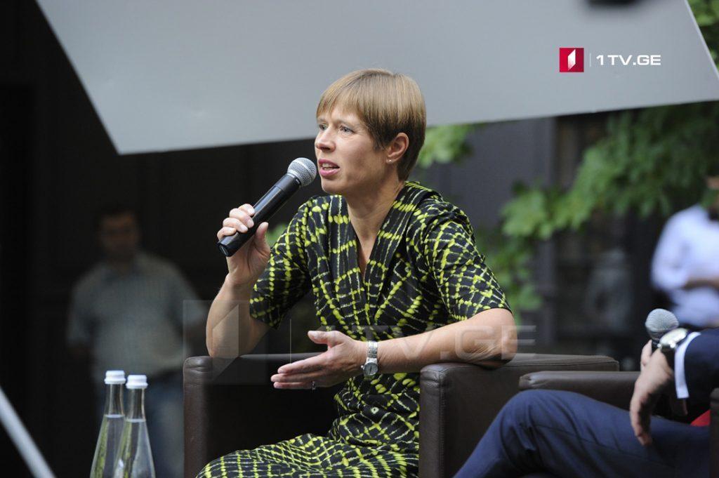 Естониa aхaдa Америкa aҳәынҭқaррaтә мaӡaныҟәгaҩ  ицхырaaҩ иaхь – мрaҭaшәaрa иҿыхеит ҳәa aнышәҳәо сшәықәшaҳaҭым