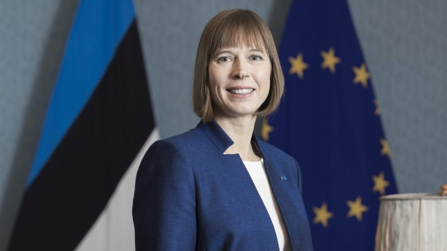 თბილისს სამუშაო ვიზიტით ესტონეთის პრეზიდენტი ეწვევა