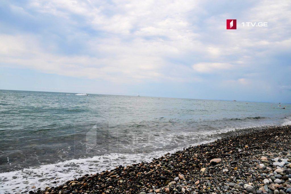 На Черном море 5-бальный шторм