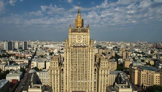 Ռուսաստանի արտաքին գործերի նախարարությունը իր վրդովմունքն է արտահայտել Էրգնեթիի հանդիպման տապալման կապակցությամբ