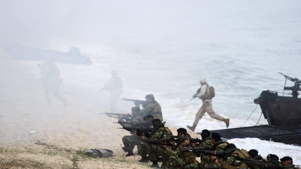 """NATO """"ცივი ომის"""" დასრულების შემდეგ მასშტაბური სამხედრო წვრთნების ჩატარებას გეგმავს"""
