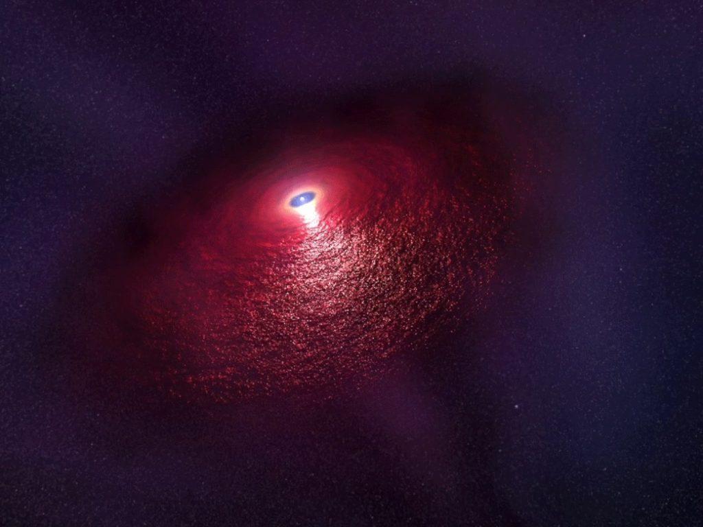 იდუმალი ნეიტრონული ვარსკვლავი შორეულ კოსმოსში უცნაურ გამოსხივებას გზავნის