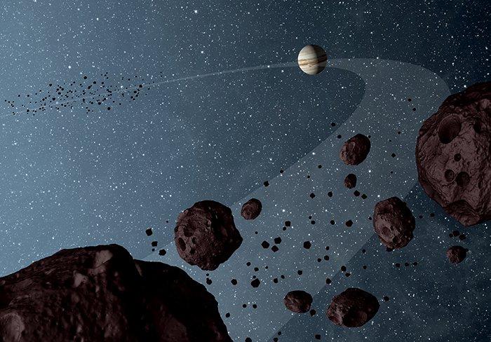 """როგორ """"ძალადობდნენ"""" იუპიტერი და სატურნი სხვა პლანეტებზე - ახალი კვლევა"""