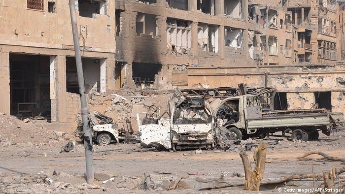 პენტაგონი სირიაში ფოსფორის ბომბების გამოყენების შესახებ რუსეთის ბრალდებას უარყოფს