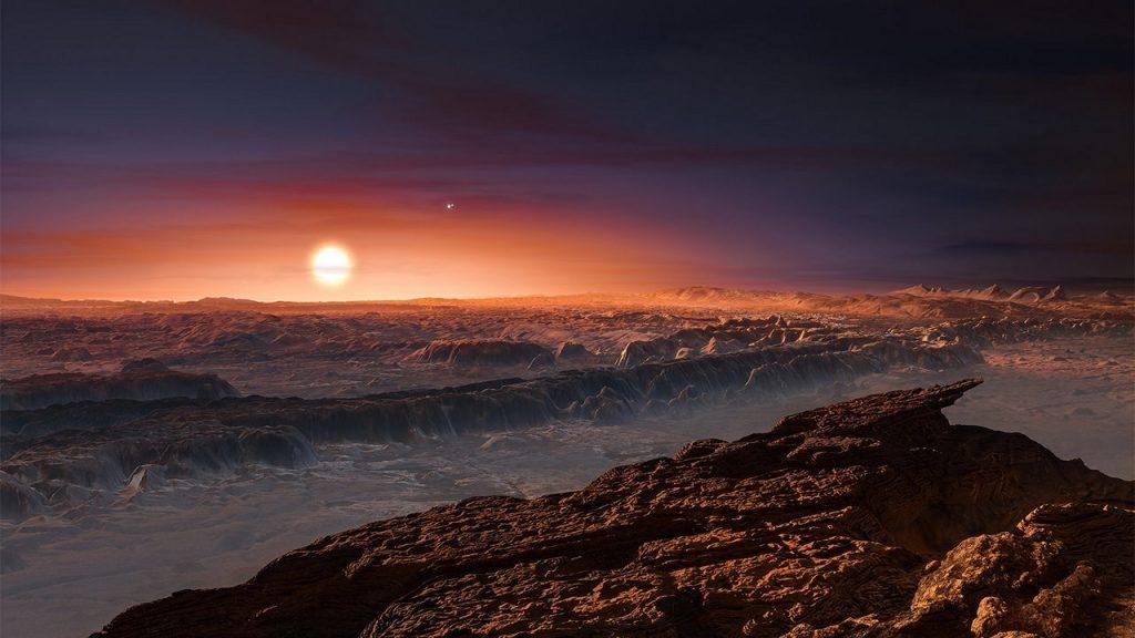 მზის უახლოეს მეზობელ ვარსკვლავთან დედამიწის ზომის პლანეტის არსებობა საბოლოოდ დადასტურდა