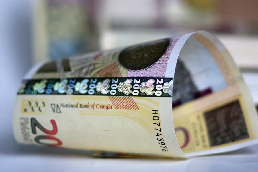 """""""ნაციონალურმა მოძრაობამ"""" სექტემბერში თითქმის 340 ათასი ლარის ფულადი შემოწირულობა მიიღო"""