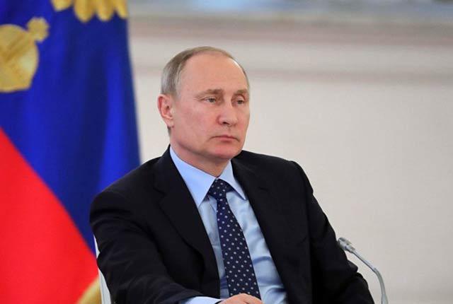 Владимир Путин - Мы нашли названных Лондоном подозреваемых по делу Скрипалей