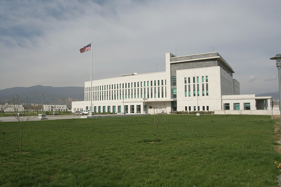 Посольство США в Грузии - После долгих лет мы непоколебимо продолжаем защищать наш народ и бороться с терроризмом вместе с международным содружеством