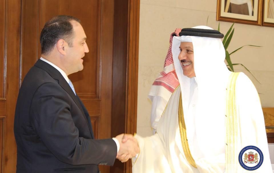 თბილისში ნოემბერში საქართველოსა და GCC-ის ერთობლივი ბიზნესფორუმი გაიმართება