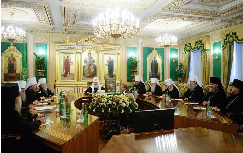 რუსეთის პატრიარქი ღვთისმსახურების დროს კონსტანტინოპოლის პატრიარქს აღარ მოიხსენიებს