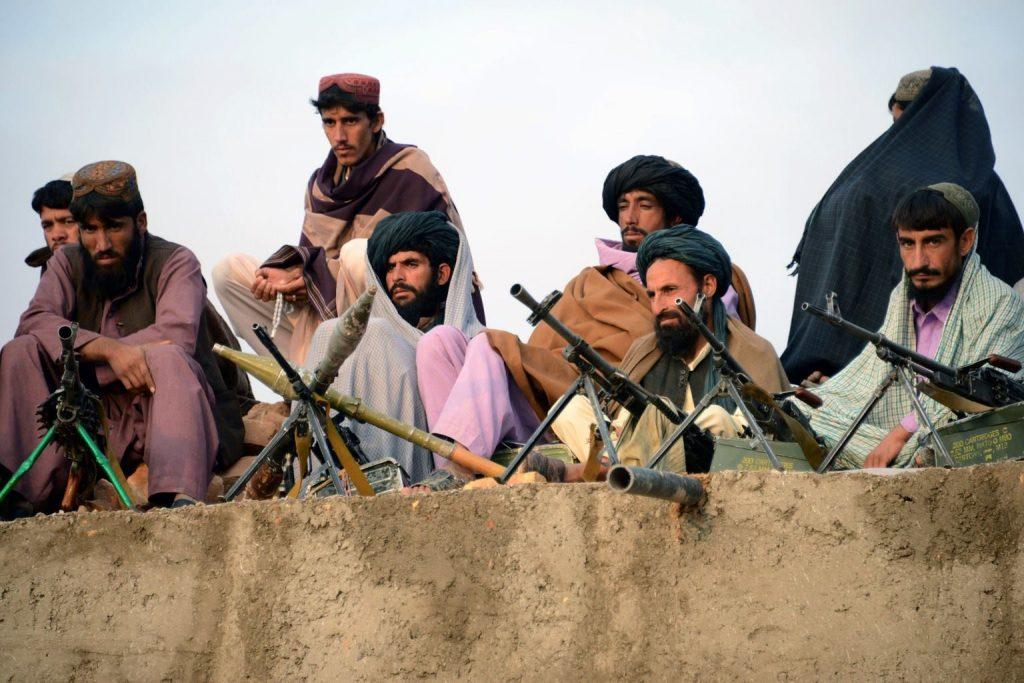 """მოძრაობა """"თალიბანმა"""" ავღანეთის ერთ-ერთი პროვინცია დაიკავა"""