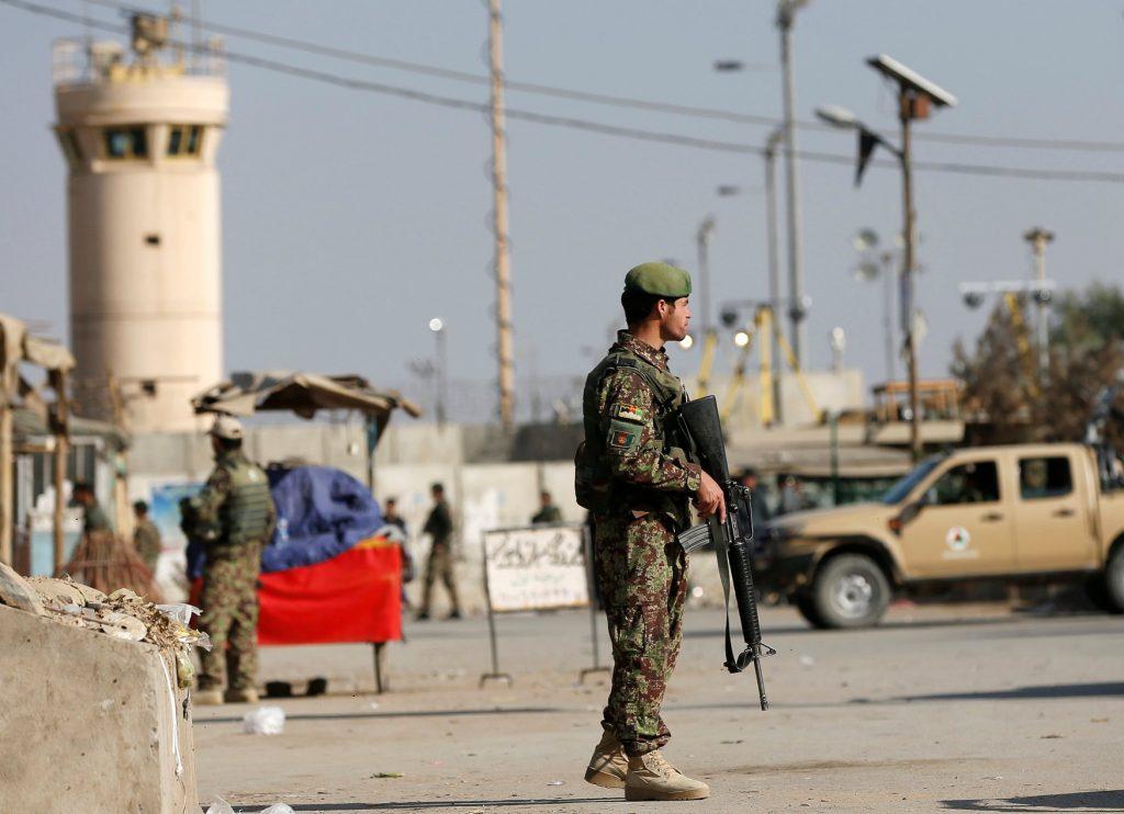 """Военные в Афганистане ликвидировали нескольких лидеров """"Талибана"""""""