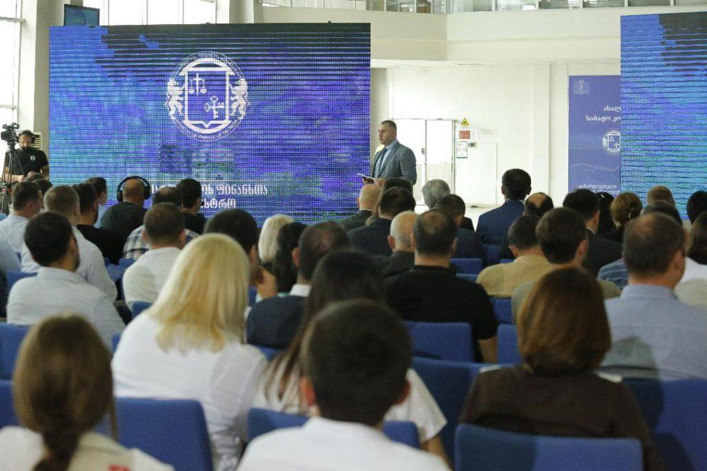 Лаша Хуцишвили – По новому Таможенному кодексу отменяется товарная операция реэкспорта