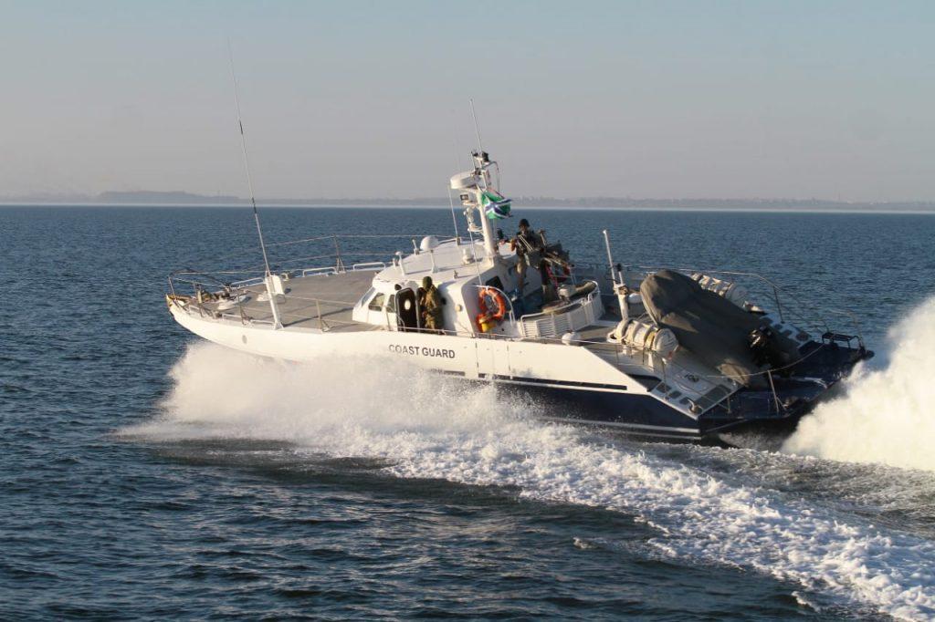 Украина обвиняет экипаж катера принадлежащего России в провокационных действиях
