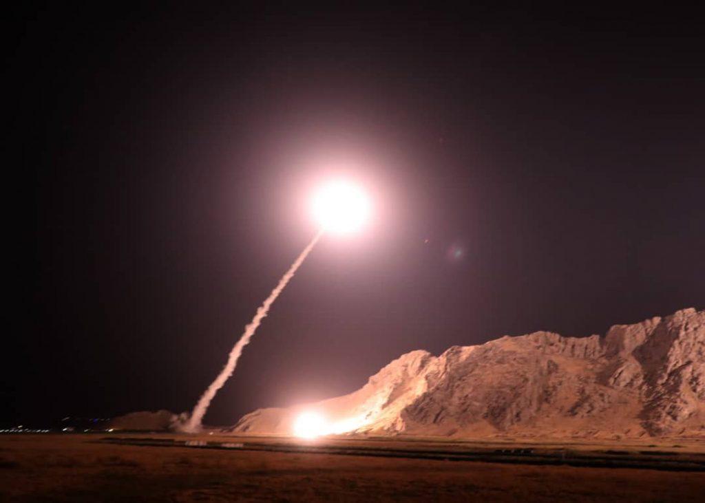 ირანის არმიამ  სამხედრო აღლუმზე მომხდარი ტერაქტის ორგანიზატორები სირიაში დაბომბა
