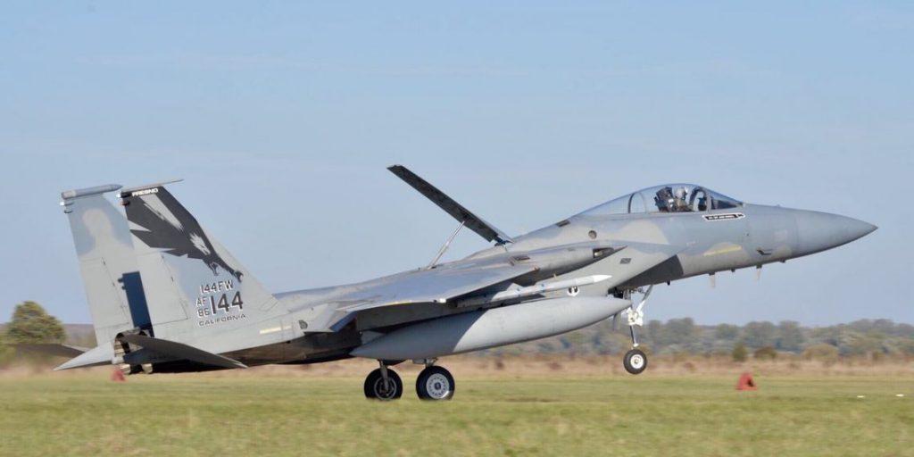 ამერიკული სამხედრო თვითმფრინავები უკრაინაში ჩატარებულ სწავლებაში მიიღებენ მონაწილეობას