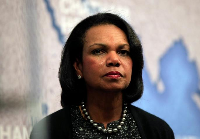 Condoleezza Rice: Georgia must build its own democracy and economy, the international community can only assist in this process
