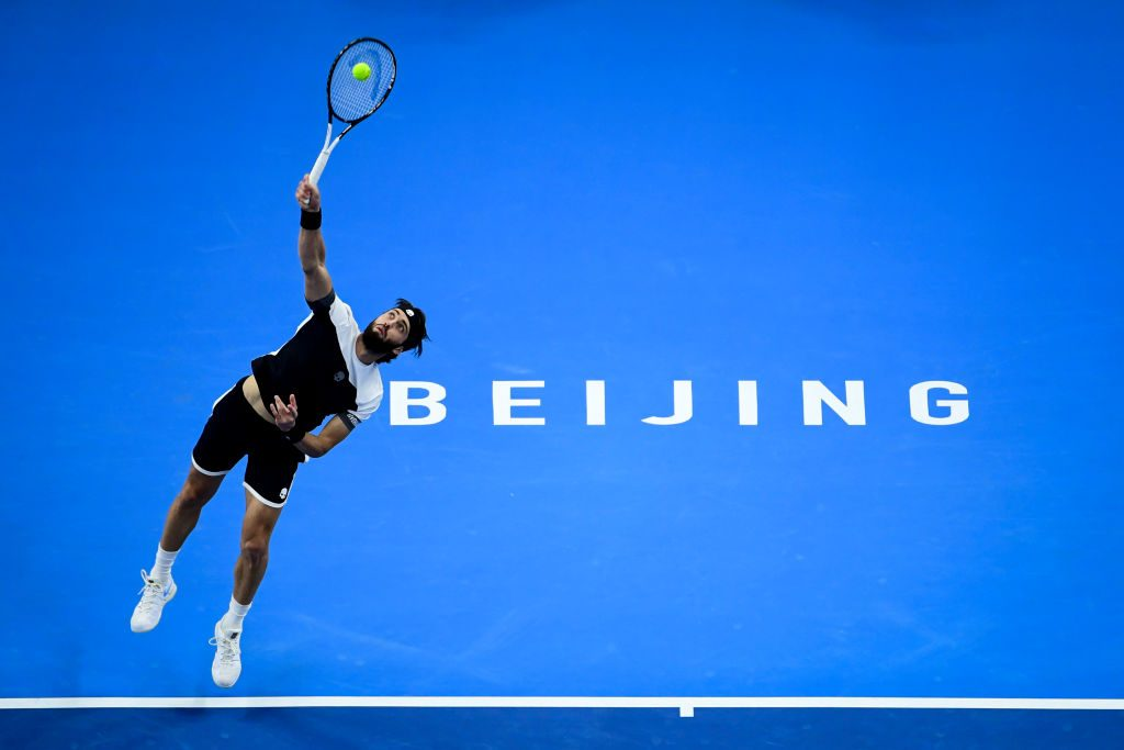 Николоз Басилашвили - Чемпион турнира в Пекине (видео)