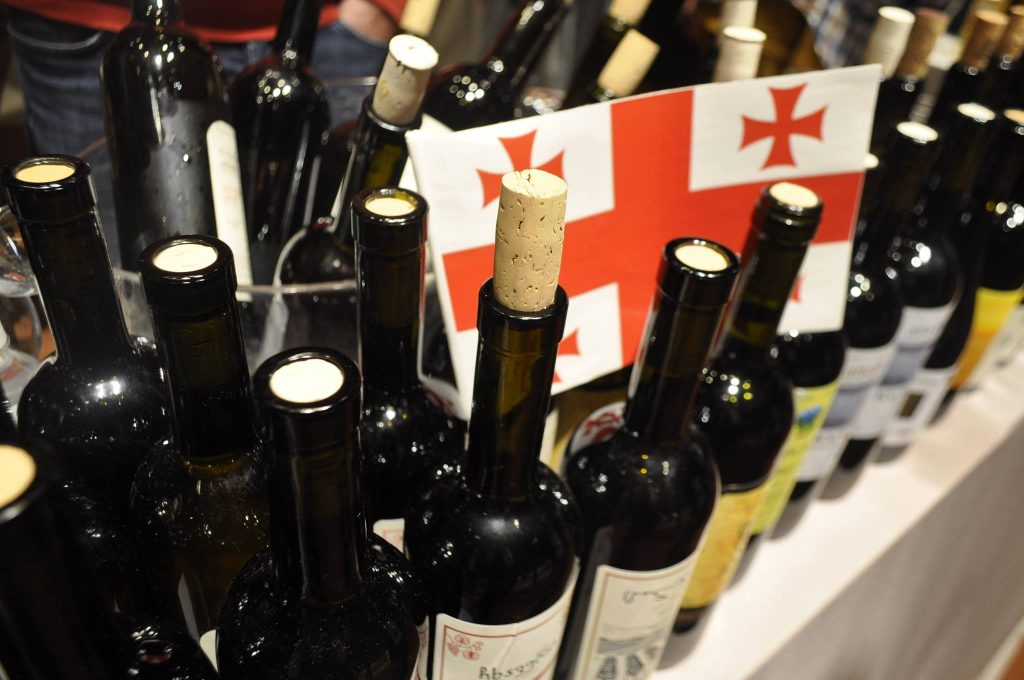 Export of Georgian wine has increased by 13% and the price of exported wine by 22%