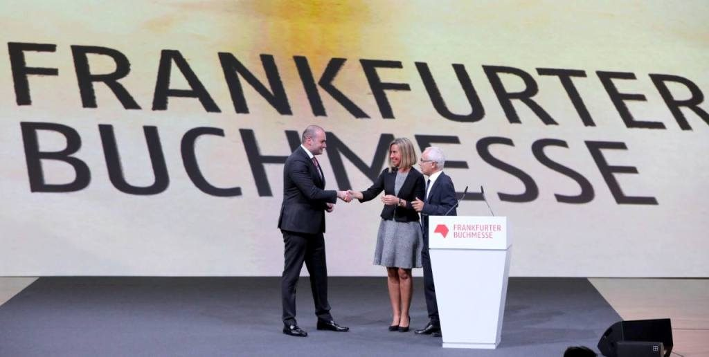 Federica Mogherini – Place of European Union is where Georgia is in status of honorable guest
