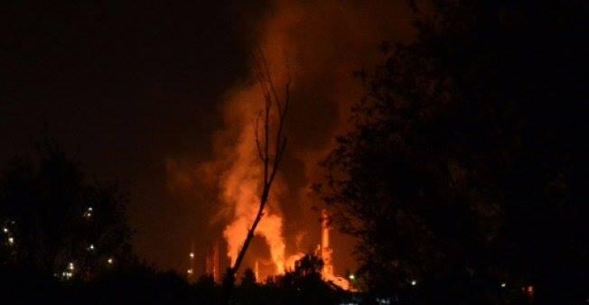 ბოსნია და ჰერცეგოვინაში ნავთობგადამამუშავებელ ქარხანაში აფეთქება მოხდა