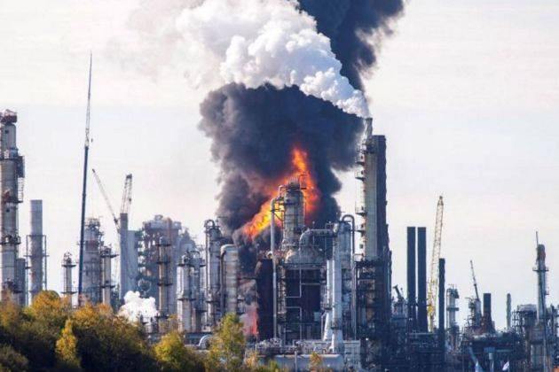 კანადაში, ბრიტანეთის კოლუმბიაშიგაზსადენზე აფეთქების გამო, მოსახლეობის ევაკუაცია განხორციელდა