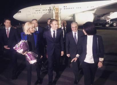 სომხეთს საფრანგეთის პრეზიდენტი და კანადის პრემიერ-მინისტრი ესტუმრნენ
