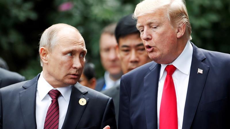 Дмитрий Песков заявляет, что встреча президентов России и США не планируется