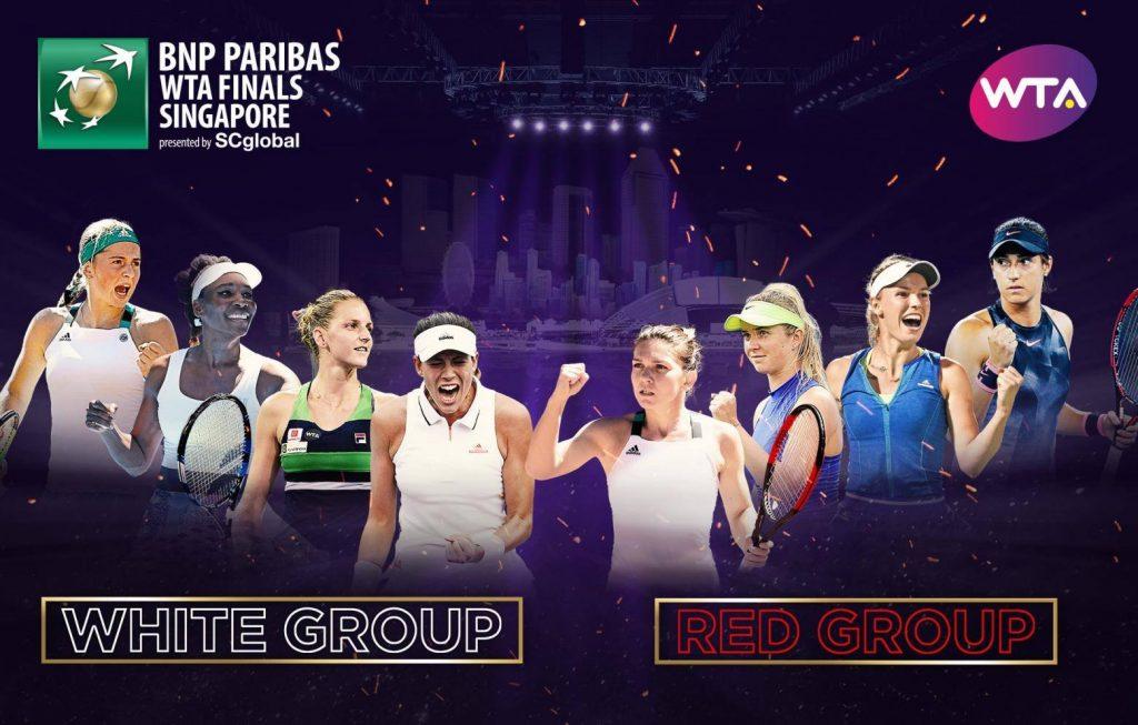 WTA-ს ხუთი ფინალისტი ცნობილია