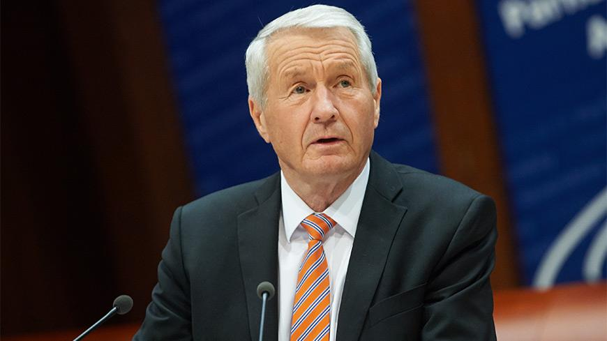 ევროპის საბჭოს საპარალამენტო ასამბლეის პრეზიდენტი - რუსეთთან კომპრომისი ჯერ კიდევ შესაძლებელია