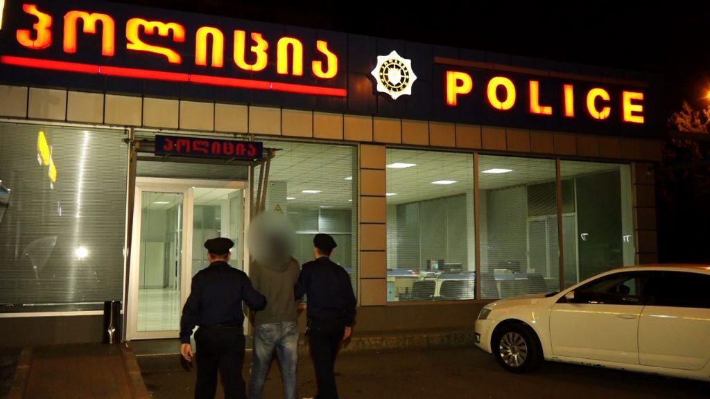 Two people arrested on drug crime in Ponichala