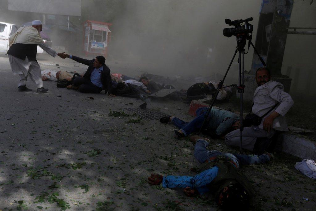 ავღანეთში ტერაქტისას 13 ადამიანი დაიღუპა