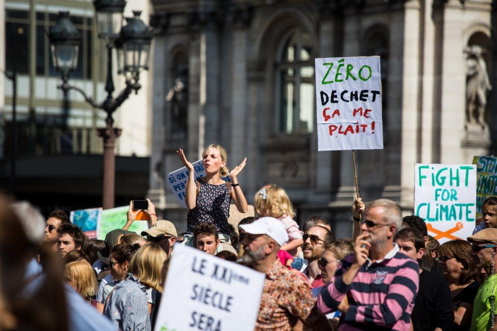 ევროპის 60 ქალაქში კლიმატის ცვლილებასთან დაკავშირებით დემონსტრაციები გაიმართა
