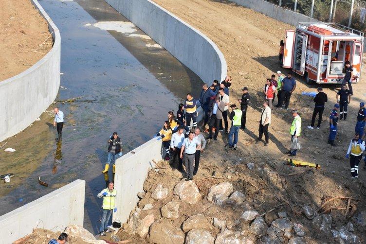 თურქეთში ავარიის შედეგად დაღუპულთა რიცხვი 22-მდე გაიზარდა